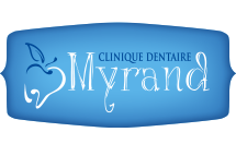 Clinique dentaire Myrand Sticky Logo Retina